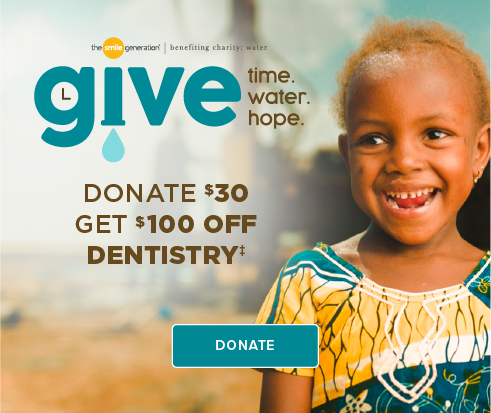 Donate $30, Get $100 Off Dentistry - Dentists of Slidell