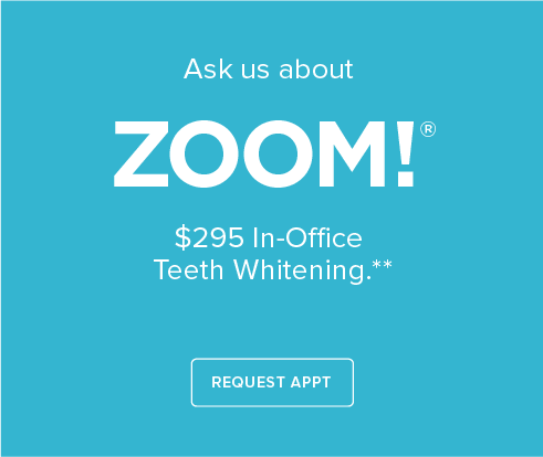 Ask us about Zoom! - Dentists of Slidell