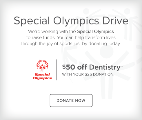 Special Olympics Drive - Dentists of Slidell